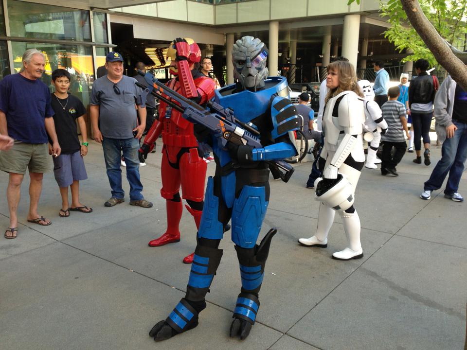 Mass Effect!